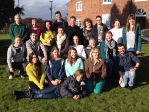 Alpha away day 2014
